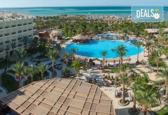 Почивка в Египет през есента! 7 нощувки на база All Inclusive в хотел Hawaii Le Jardain Aqua Park 5* в Хургада, самолетен билет, летищни такси и трансфери - Снимка 5