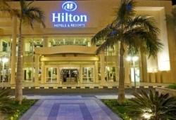 На почивка в Египет през есента! 7 нощувки на база All Inclusive в Hilton Resort 5* в Хургада, самолетен билет, летищни такси и трансфери - Снимка
