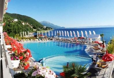 Септемврийски празници в Охрид, Македония! 3 нощувки със закуски и вечери в Hotel Granit 4*, транспорт, екскурзовод и посещение на Скопие! - Снимка