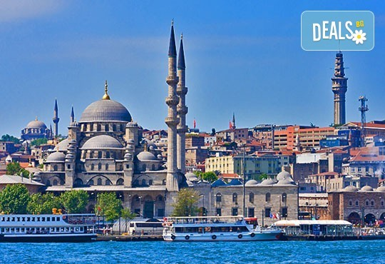Предколедна магия в Истанбул! 2 нощувки със закуски в хотел 3*, транспорт и посещение на Желязната църква и най-новия мол Емаар! - Снимка 6