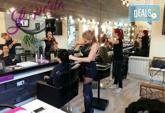 Професионален грим за сватби, официални събития и специални поводи с козметика на MAC, NYX, Inglot и др. от гримьор Елица Толева в L'Perla beauty studio! - Снимка 7