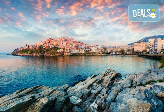 Екскурзия до остров Тасос през септември или октомври с ТА Поход! 3 нощувки със закуски и вечери, транспорт, екскурзовод и програма в Кавала - Снимка 4