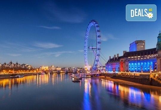 Самолетна екскурзия до Париж и Лондон, на дата по избор, със Z Tour! 5 нощувки със закуски в хотели 2*, билет, летищни такси, трансфер Париж- Лондон - Снимка 6