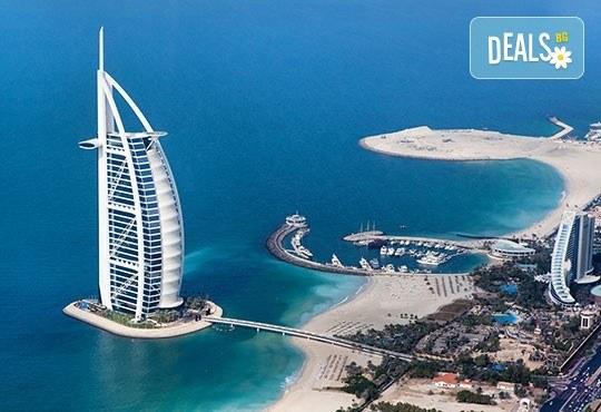 Дубай през ноември: 7 нощувки, закуски, самолетен билет, летищни такси, трансфери