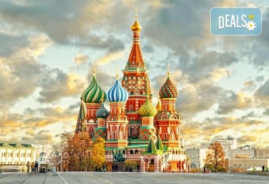Екскурзия до Русия и Балтийските столици през август с Алегра Ви Тур! 15 нощувки и 13 закуски в хотели 3*, транспорт, екскурзовод и ферибот Талин - Хелзинки - Снимка 1