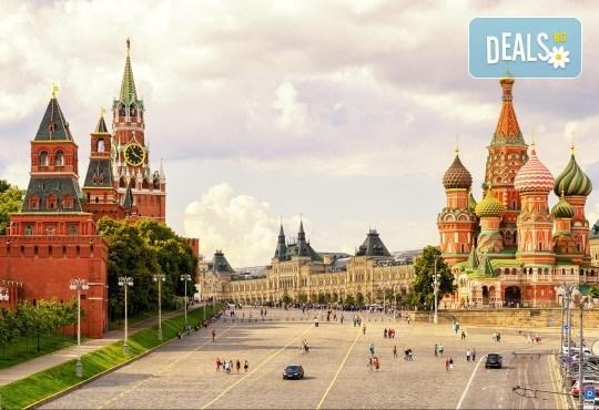 Екскурзия до Русия и Балтийските столици през август с Алегра Ви Тур! 15 нощувки и 13 закуски в хотели 3*, транспорт, екскурзовод и ферибот Талин - Хелзинки - Снимка 2