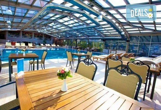 СПА почивка в хотел Blue World Hotel 4*, Кумбургаз, Истанбул! 2 нощувки със закуски, възможност за транспорт - Снимка 8