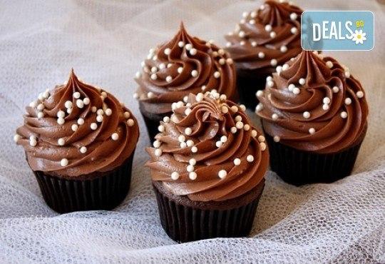 Подсладете момента! Вземете 60, 100 или 150 сладки хапки по избор от CreatEvents Кетъринг! - Снимка 3