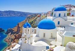 Екскурзия до о. Санторини, Гърция, през септември или октомври с Данна Холидейз! 4 нощувки със закуски в хотели 3*, транспорт - Снимка
