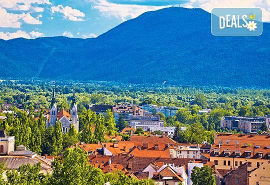 Екскурзия до Любляна, Верона, Венеция през септември, с възможност за посещение на езерото Гарда и Гардаленд! 3 нощувки със закуски, транспорт и обиколки! - Снимка 1