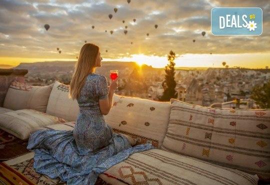 Обиколна екскурзия из Егея и Анадола с Караджъ Турс! 5 нощувки, 5 закуски и 3 вечери в хотели 3* в Кушадасъ, Памуккале, Кападокия и Анкара, транспорт и бонус програма! - Снимка 3