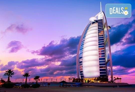 Екскурзия до Дубай: 5 нощувки със закуски, самолетен билет, летищни такси и трансфери