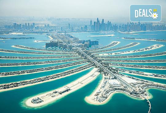 Дубай през септември: 5 нощувки и закуски, самолетен билет, летищни такси и трансфери