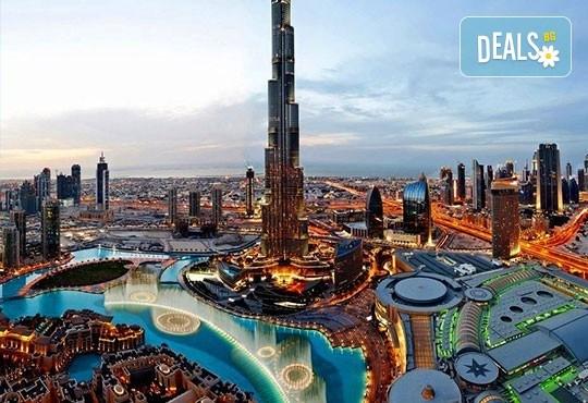 Екскурзия до Дубай през септември на супер цена! 7 нощувки със закуски, самолетен билет, летищни такси, чекиран багаж, трансфери и обзорна обиколка! - Снимка 6