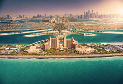Екскурзия до Дубай през септември на супер цена! 7 нощувки със закуски, самолетен билет, летищни такси, чекиран багаж, трансфери и обзорна обиколка! - Снимка