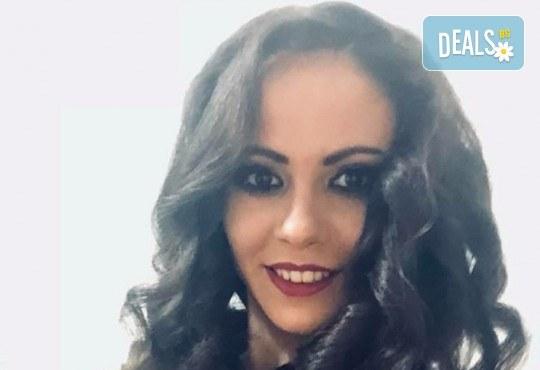 От октомври! Четири урока по латино танци при Силвия Лазарова - професионален танцьор и инструктор по латино и спортни танци, в Sofia International Music & Dance Academy! - Снимка 5