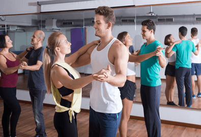 От октомври! Четири урока по латино танци при Силвия Лазарова - професионален танцьор и инструктор по латино и спортни танци, в Sofia International Music & Dance Academy! - Снимка