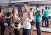 От октомври! Четири урока по латино танци при Силвия Лазарова - професионален танцьор и инструктор по латино и спортни танци, в Sofia International Music & Dance Academy! - thumb 1