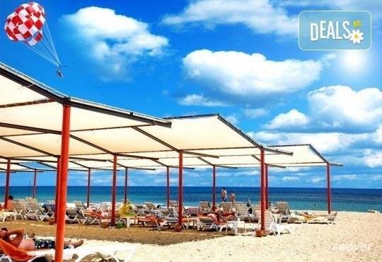 Почивка за Септемврийските празници в Blue Paradise Side Hotel & Spa 4*, Сиде! 7 нощувки на база All Inclusive, ползване на турска баня, басейн, чадър и шезлонг, възможност за транспорт! - Снимка 13