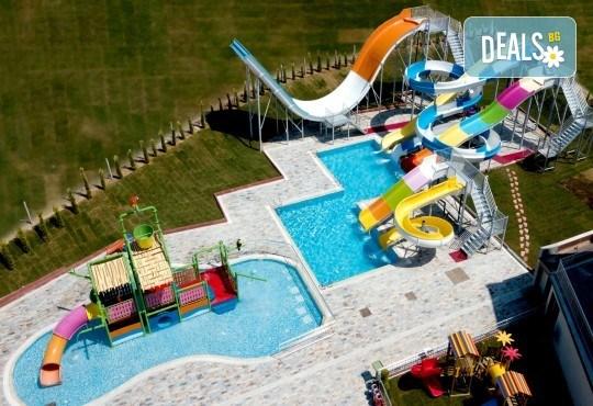 Почивка за Септемврийските празници в Blue Paradise Side Hotel & Spa 4*, Сиде! 7 нощувки на база All Inclusive, ползване на турска баня, басейн, чадър и шезлонг, възможност за транспорт! - Снимка 10