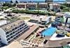 Почивка за Септемврийските празници в Blue Paradise Side Hotel & Spa 4*, Сиде! 7 нощувки на база All Inclusive, ползване на турска баня, басейн, чадър и шезлонг, възможност за транспорт! - thumb 2