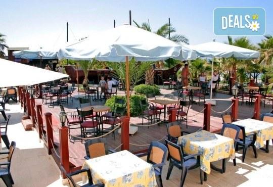 Луксозна почивка през септември в Green Paradise Beach Hotel 4*, Алания! 7 нощувки на база All Inclusive, ползване на чадър, шезлонг и турска баня! - Снимка 8