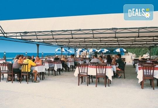 Луксозна почивка през септември в Green Paradise Beach Hotel 4*, Алания! 7 нощувки на база All Inclusive, ползване на чадър, шезлонг и турска баня! - Снимка 7