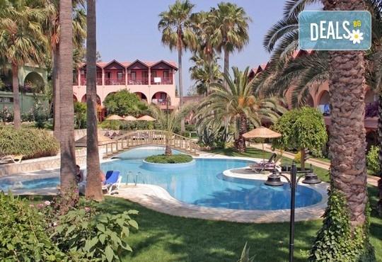 Луксозна почивка през септември в Green Paradise Beach Hotel 4*, Алания! 7 нощувки на база All Inclusive, ползване на чадър, шезлонг и турска баня! - Снимка 11