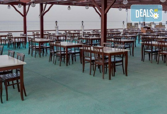 Луксозна почивка през септември в Green Paradise Beach Hotel 4*, Алания! 7 нощувки на база All Inclusive, ползване на чадър, шезлонг и турска баня! - Снимка 6
