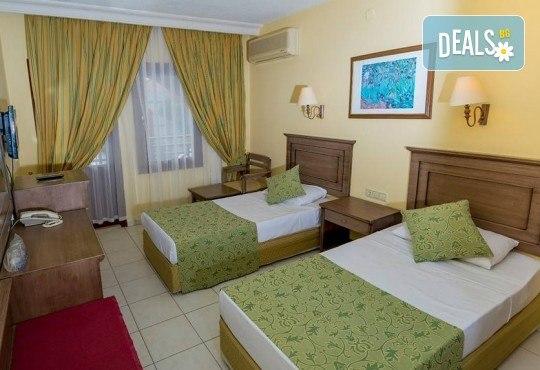 Луксозна почивка през септември в Green Paradise Beach Hotel 4*, Алания! 7 нощувки на база All Inclusive, ползване на чадър, шезлонг и турска баня! - Снимка 4