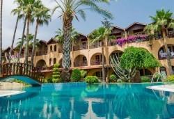 Луксозна почивка през септември в Green Paradise Beach Hotel 4*, Алания! 7 нощувки на база All Inclusive, ползване на чадър, шезлонг и турска баня! - Снимка