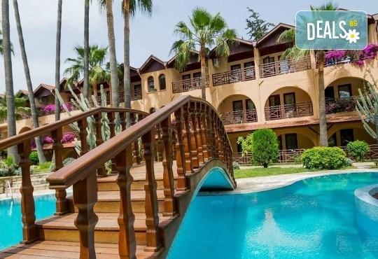 Луксозна почивка през септември в Green Paradise Beach Hotel 4*, Алания! 7 нощувки на база All Inclusive, ползване на чадър, шезлонг и турска баня! - Снимка 3