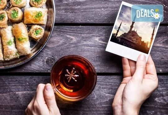 Есенна екскурзия до Истанбул, Чорлу и Одрин, от Варна и Бургас! 2 нощувки със закуски в хотел 2*/ 3*, транспорт, водач и бонус програми и посещения в Истанбул - Снимка 1