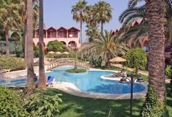 Почивка през септември или октомври в Green Paradise Beach Hotel 4*, Алания! 7 нощувки на база All Inclusive, ползване на чадър и шезлонг, възможност за транспорт! - Снимка