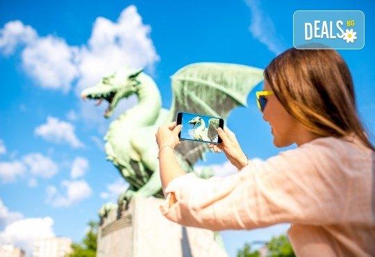 Септемврийски празници във Верона и Любляна с Далла Турс! 3 нощувки със закуски, транспорт и възможност за посещение на Гардаленд и Постойна яма! - Снимка 4