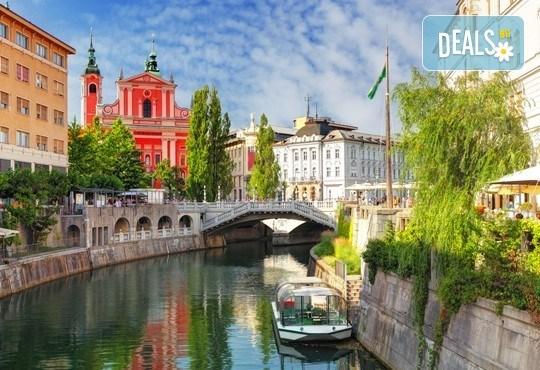 Септемврийски празници във Верона и Любляна с Далла Турс! 3 нощувки със закуски, транспорт и възможност за посещение на Гардаленд и Постойна яма! - Снимка 2