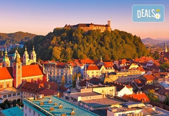 Септемврийски празници във Верона и Любляна с Далла Турс! 3 нощувки със закуски, транспорт и възможност за посещение на Гардаленд и Постойна яма! - Снимка 3