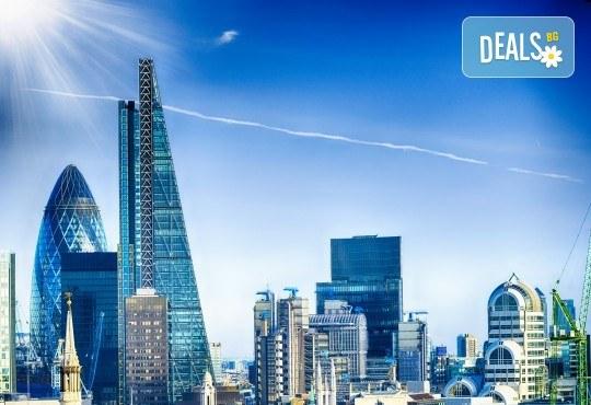 Самолетна екскурзия до Лондон на дата по избор! 3 нощувки със закуски в хотел 2*, билет, летищни такси и трансфери! - Снимка 3