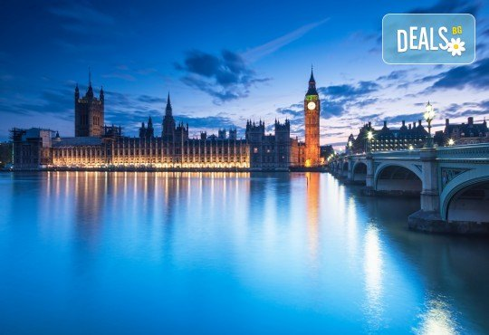 Самолетна екскурзия до Лондон на дата по избор! 3 нощувки със закуски в хотел 2*, билет, летищни такси и трансфери! - Снимка 2