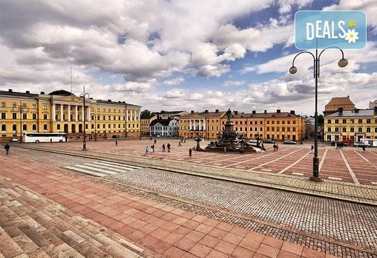 Разкрийте красотата на Севера с екскурзия през октомври до Стокхлом и Хелзинки! Самолетен билет, 2 нощувки със закуски в хотел 3* и 2 нощувки със закуски на круизен кораб! - Снимка 7