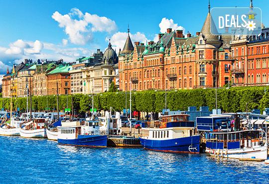 Разкрийте красотата на Севера с екскурзия през октомври до Стокхлом и Хелзинки! Самолетен билет, 2 нощувки със закуски в хотел 3* и 2 нощувки със закуски на круизен кораб! - Снимка 1