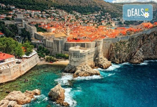 Септември в Будва и Дубровник: 4 нощувки, закуски и вечери, транспорт и водач