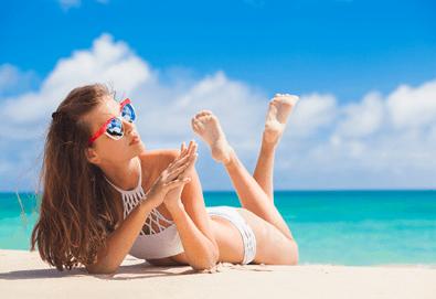 За 1 ден на плаж през юли или август в Неа Ираклица, Гърция! Транспорт и екскурзовод от Глобул Турс! - Снимка