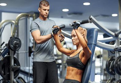 Неограничен брой тренировки за жени и мъже в рамките на 30 дни от фитнес клуб Алпина! - Снимка