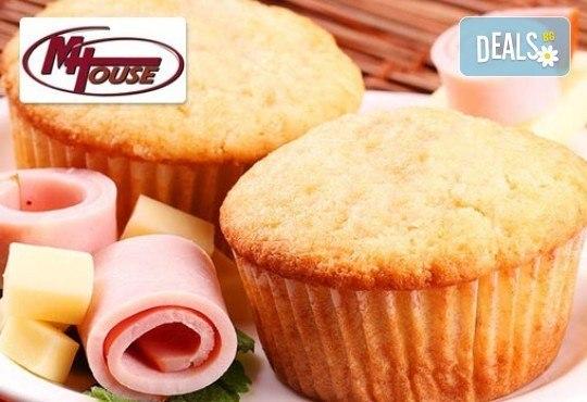 Сладко изкушение от Muffin House! 50 или 100 мини мъфини - микс от видове с превъзходен вкус - Снимка 6