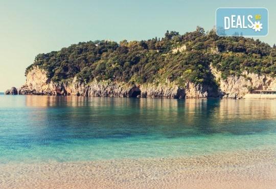 Мини почивка на остров Корфу, септември, със Запрянов Травел! 3 нощувки със закуски и вечери в Potamaki Beach Hotel, възможност за организиран транспорт - Снимка 2