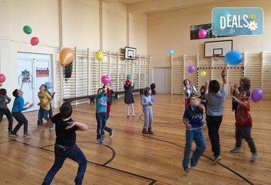 Вече и във Варна и Бургас! DJ-аниматор и озвучаване за детски рожден или имен ден и подарък: украса от балони! На избрано от Вас място! - Снимка 4