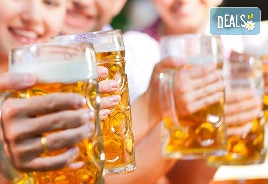 Заповядайте на ежегодния бирен фест в Белград, Сърбия, на 18.08.! Транспорт и екскурзовод от Глобул Турс! - Снимка 1