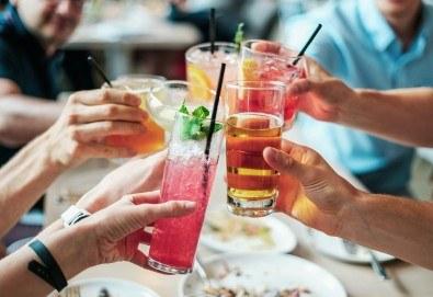 Свежо и изгодно! Вземете два разхлаждащи коктейла по избор от цялото меню на Royal Place Shisha Bar! - Снимка