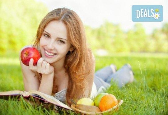 За здрави зъби! Лечение на кариес и поставяне на фотополимерна пломба от АГППДП Калиатеа Дент! - Снимка 1